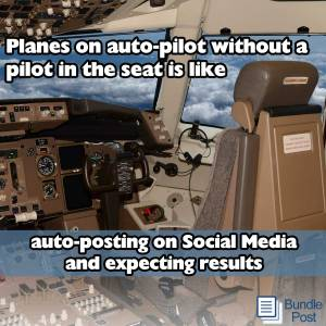 social media marketing on autopilot