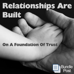 Social media relationships and trust